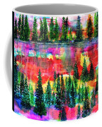 God's Kaleidoscope Coffee Mug