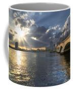 God's Light Over West Palm Beach Coffee Mug