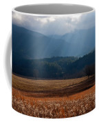 Gods Paintbrush II Coffee Mug