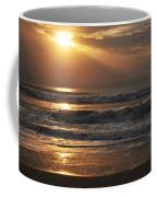 God's Rays Coffee Mug