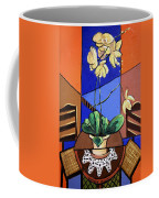 Gods Yellow Orchids Coffee Mug