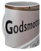 Godsmottagning. Stockholm 2014 Coffee Mug