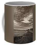 Goin' Home Sepia Coffee Mug