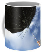 Going Down Fast And Slow Coffee Mug