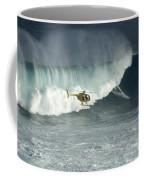 Going Left At Jaws Coffee Mug