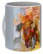 Going To The Medina In Morocco Coffee Mug