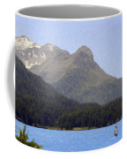Going Where The Wind Blows Coffee Mug by Jeff Kolker