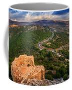 Golan Heights Coffee Mug