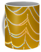Gold And Diamonds Coffee Mug