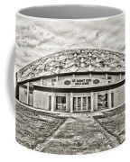 Gold Dome Coffee Mug