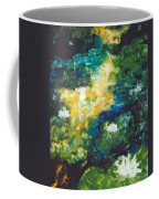 Gold Fish Pond Coffee Mug