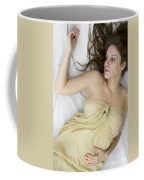 Gold Coffee Mug by Margie Hurwich