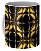 Gold Metallic 8 Coffee Mug