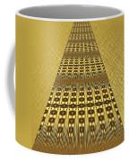Gold Metallic 9 Coffee Mug