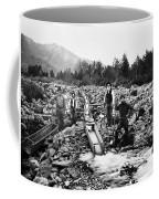 Gold Mining Claim C. 1890 Coffee Mug