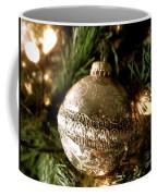 Gold Ornament Coffee Mug