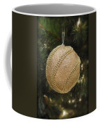 Gold Ornament Coffee Mug