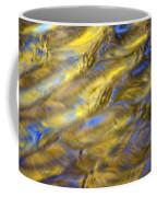 Gold Waters Coffee Mug