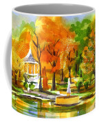 Golden Autumn Day 2 Coffee Mug
