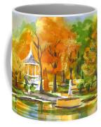 Golden Autumn Day Coffee Mug