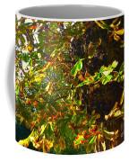 Golden Autumn Coffee Mug