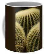 golden barrel cactus Mexico Coffee Mug