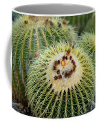 Golden Barrel Cactus Coffee Mug