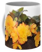 Golden Beauty Coffee Mug