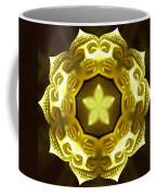 Golden Buddha Star Coffee Mug