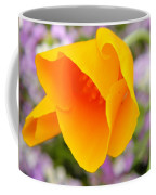 Golden California Poppy Coffee Mug
