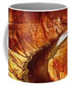 Golden Canyon Coffee Mug