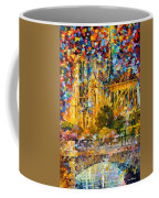 Golden Castle Coffee Mug