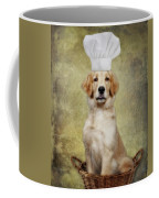Golden Chef Coffee Mug by Susan Candelario