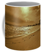 Golden Coast Sunset Coffee Mug