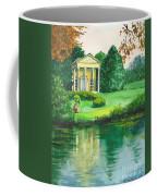 Golden Cottage Coffee Mug