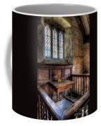 Golden Cross Coffee Mug