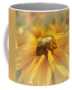 Golden Crown - Rudbeckia Flower Coffee Mug