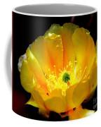 Golden Desert Flower Coffee Mug