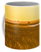 Golden End Of Day  Coffee Mug