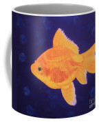 Golden Fish Coffee Mug