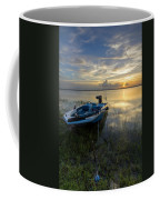 Golden Fishing Hour Coffee Mug
