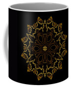 Golden Flower Of The Night Coffee Mug