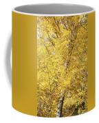 Golden Foliage Coffee Mug