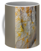 Golden Fossil Female Form Coffee Mug