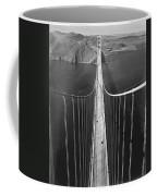 Golden Gate Bridge In 1937 Coffee Mug