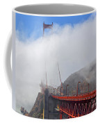 Golden Gate Bridge San Francisco California Coffee Mug