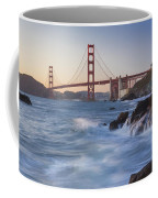 Golden Gate Bridge Sunset Study 5 Coffee Mug