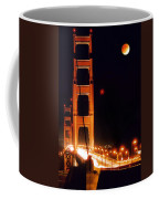 Golden Gate Night Coffee Mug