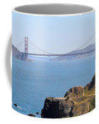Golden Gate Panorama 8027 8030 Coffee Mug