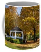 Golden Gazebo Coffee Mug